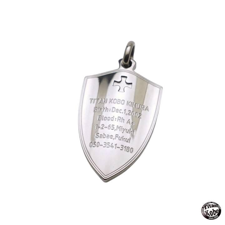 ドッグタグ/Shield